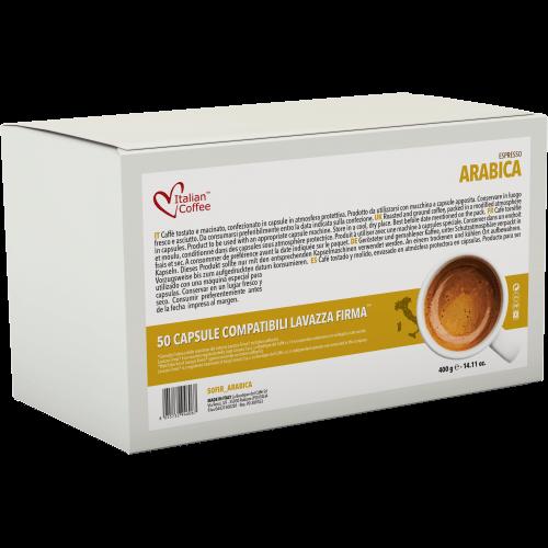 Italian-Coffee-Lavazza-Firma-Capsule-Cafea