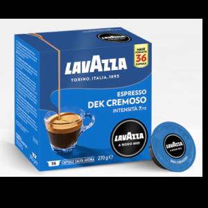 Lavazza Dek Cremoso- Compatibil A Modo Mio- 36 Capsule